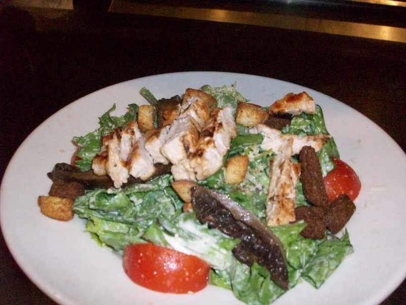 Capellini Salad